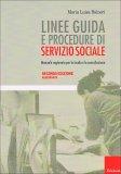 Linee Guida e Procedure di Servizio Sociale