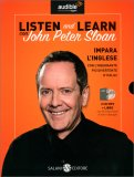 Listen and Learn con John Peter Sloan + 2 Audiolibri CD Mp3 — Audiolibro CD Mp3