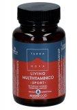 Living Multivitaminico Sport - Integratore di 27 Vitamine e Minerali + Magnifood