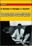 Lo Scoring in Neuropsicologia  - Libro
