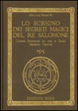 Lo Scrigno dei Segreti Magici del Re Salomone — Libro
