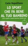 Lo Sport che fa Bene al tuo Bambino  - Libro