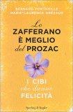 Lo Zafferano è Meglio del Prozac - Libro