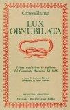 Lux Obnubilata  - Libro