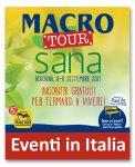 Macro Tour al Sana 2017