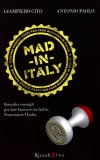 Mad in Italy  - Libro