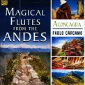 Magical Flutes from The Andes - CD