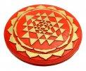Mandala - Tripura Sundari Rosso