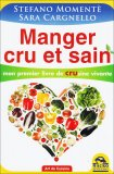 Manger Cru et Sain  - Libro