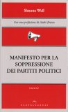 Manifesto per la Soppressione dei Partiti Politici