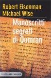 Manoscritti Segreti di Qumran - Libro