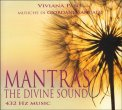 Mantras - The Divine Sound 432 Hz Music — CD