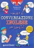 Manuale di Conversazione Inglese per bambini - Libro