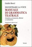 Manuale di Grammatica Teatrale — Libro