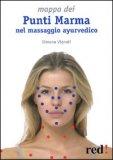 Mappa dei Punti Marma nel Massaggio Ayurvedico