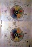 Mappa Dell'iride a Colori - Poster