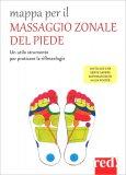 Mappa per il Massaggio Zonale del Piede - 1 poster