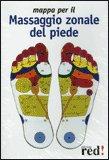 Mappa per il massaggio zonale del piede
