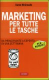 Marketing per Tutte le Tasche per Rookies — Libro