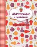 Marmellate e Confetture con Adesivi  - Libro