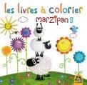 Marzipan 1 - Le Livres à Colorier - Libro