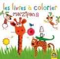 Les Livres à Colorier - Marzipan 2 - Libro