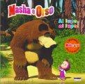 Masha e Orso - Al Lupo, al Lupo! - Libro