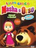 Masha e Orso - Libro Gioco - Attenti a Masha! - Libro
