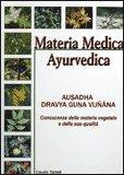 Materia Medica Ayurvedica