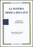 La Materia Medica dei Latti