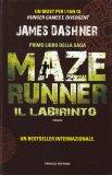 Maze Runner - Il Labirinto - Vol. 1 - Libro