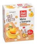 Mela e Banana - Purea - 4 Doypack