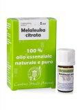 Melaleuka Citrata - Olio Essenziale Bio