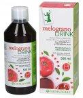Melograno Drink - Integratore a base di Succo di Melograno con Pomrich e Coenzima Q10