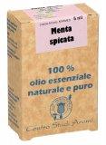 Menta Spicata - Olio Essenziale Bio