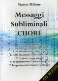 Messaggi Subliminali Cuore - CD audio — Audiolibro CD Mp3