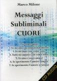 Messaggi Subliminali Cuore - CD audio