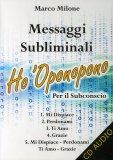 Messaggi Subliminali Ho'Oponopono per il Subconscio - CD audio — Audiolibro CD Mp3