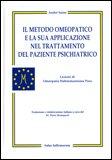 Il Metodo Omeopatico e la sua Applicazione nel Trattamento del Paziente Psichiatrico