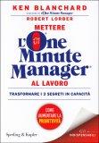 Mettere l'One Minute Manager al Lavoro — Libro