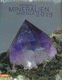 Mineralien - Calendario Minerali 2019