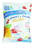 Minigallette Ricoperte di Yogurt alla Fragola