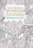Mirabilia Animalia - 30 Cartoline da Colorare - Libro