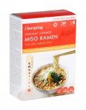Miso Ramen - Zuppa con Noodle, Salsa di Miso e Ginger