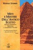 Miti e Misteri dell'Antico Egitto — Libro