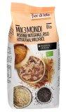 Mix 3 Mondi Bio - Riso Ribe Integrale, Riso Rosso Thai e Wild Rice