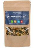 Mix di Semi Germogliati Bio - Grano Saraceno, Semi di Zucca e Girasole al Curry