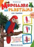 Modellare la Plastilina con i Bambini — Libro