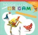 Modelli di Origami — Libro