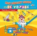 Mon Amusant Carnet De Voyage - Cherche et Trouve - Libro